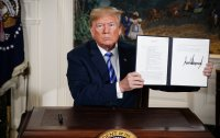 Degrading the International Law by the Trump Administration Regarding the JCPOA